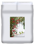 Southern Home - Digital Painting Duvet Cover