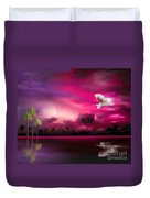 Southern Magic Duvet Cover