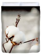 Southern Snow Duvet Cover