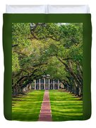 Southern Time Travel Duvet Cover by Steve Harrington