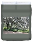 Southern Trees Duvet Cover