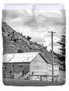 Southland Farmhouse Duvet Cover