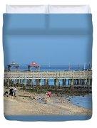 Southport Nc Duvet Cover