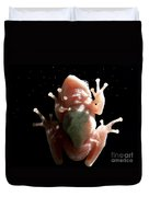 Space Frog Duvet Cover