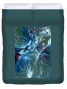 Space Is The Place Duvet Cover