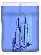 Space Shuttle Duvet Cover