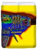 Spacegun 20130115v2 Duvet Cover