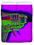 Spacegun 20130115v4 Duvet Cover