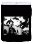 Spanish Cathedral Philippines Duvet Cover