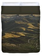 Spanish Landscape In Andalusia Duvet Cover