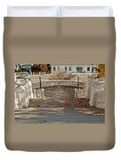Spanish Steps  Duvet Cover