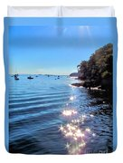 Sparkles And Twinkles Duvet Cover