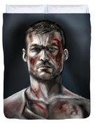 Spartacus Champion Of Capua Duvet Cover