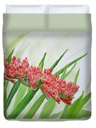 Spear Lily Duvet Cover