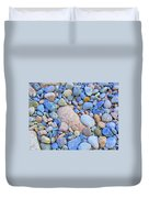 Speckled Stones Duvet Cover