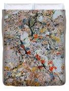 Specks 3 Duvet Cover