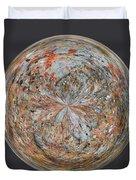 Specks Orb Duvet Cover