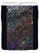 Spex Affirm Abstract Art Duvet Cover