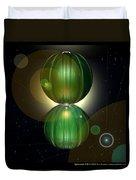 Spheramid 10  Duvet Cover