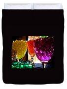 Spherical Polymer Gel 4 Duvet Cover