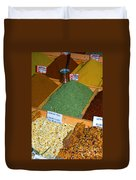 Spice Bar Duvet Cover