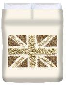 Spice Flag Duvet Cover