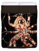 Spider - Hairy Duvet Cover