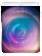 Spin Art 1 Duvet Cover