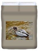 Spin Dry Duck Duvet Cover