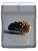 Spiny Reflections Duvet Cover