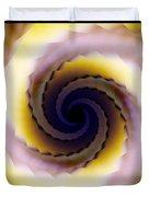 Spiral Duvet Cover by Elizabeth McTaggart
