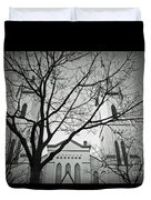 Spire Tree Duvet Cover