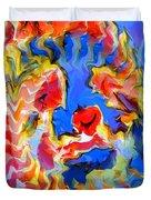 Spirit Beast Duvet Cover