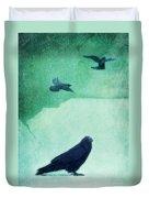Spirit Bird Duvet Cover