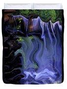 Spirit Falls Duvet Cover