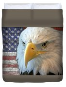 Spirit Of America Duvet Cover