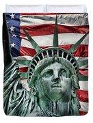 Spirit Of Freedom Duvet Cover