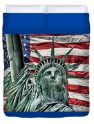 Spirit Of Freedom Duvet Cover