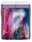 Spirit Of Life - Abstract 2 Duvet Cover