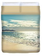 Spirit Of Maui Duvet Cover