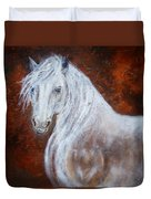 Spirit Of The Heart Duvet Cover by The Art With A Heart By Charlotte Phillips
