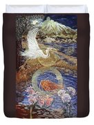 Spirit Rising Duvet Cover