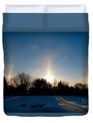 Spirits Light Duvet Cover