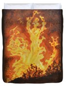 Spirits Of Sati Duvet Cover