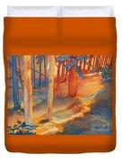 Spiritual Forest Duvet Cover