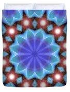 Spiritual Pulsar K1 Duvet Cover by Derek Gedney