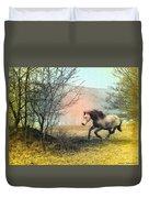 Spiritus Equus Duvet Cover