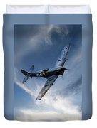 Spitfire Pass Duvet Cover