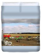 Spitfire's Galore Duvet Cover