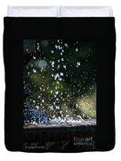 Splashing Duvet Cover